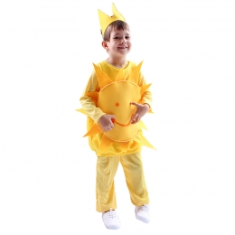 Anime Costumes for Kids Sun Cosplay