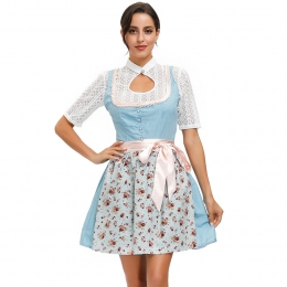New German Oktoberfest Women Costume