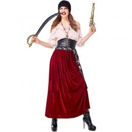 Pirate Adult Women Costume