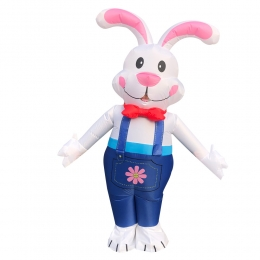 Inflatable Costumes Carnival Bunny