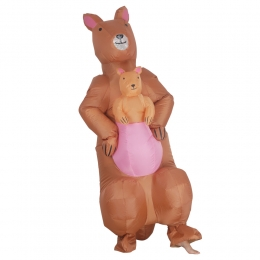 Inflatable Halloween Costumes Kangaroo