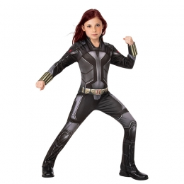 Avengers Costumes For Kids Black Widow
