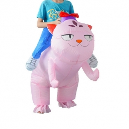 Inflatable Costumes Cute Cat