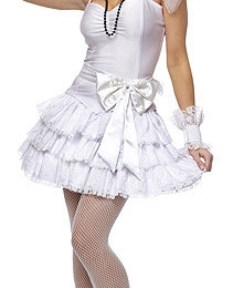 Sexy Halloween Costumes White Bride Dress