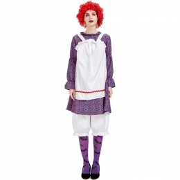Candy House Muppet Doll One Piece Doll Adult Costume