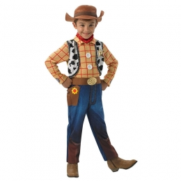 Toy Story Cowboy Woody Kids Costume