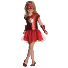 Superhero Costumes for Kids Flash Woman
