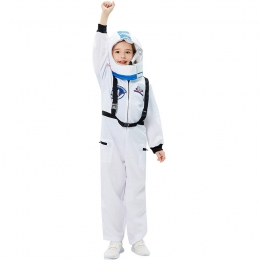 Military Uniform For Kids Astronaut Cosplay