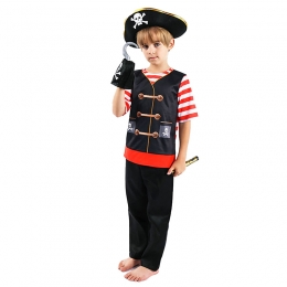 Boys Halloween Costumes Captain Hook Clothes