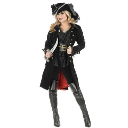 Women Halloween Pirate Costumes Witch Style