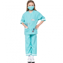 Doctor Professional Kids Costume