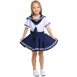 Navy Sailor Girl Costume