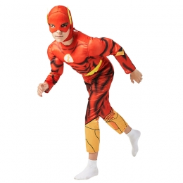 New The Flash Kids Costume