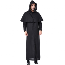 Horror Grim Reaper Zombie Men Costume