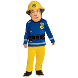 Fireman Sam Little Rescue Team Kids Costume