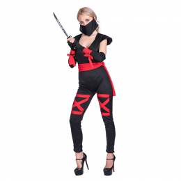 Adults Halloween Costumes Japanese Ninja Outfit