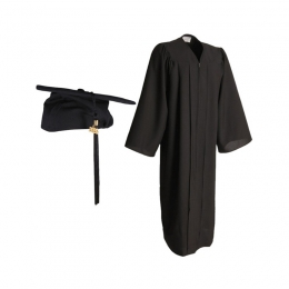 Funny Halloween Costumes Bachelor's Graduation Gown