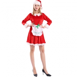 Christmas Costumes Bar Party Dress