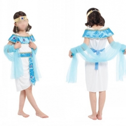 Egyptian Goddess Costume Kids Elegant