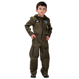 Boys Military Costume Force