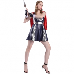 Halloween Costumes Woman Thor Clothes