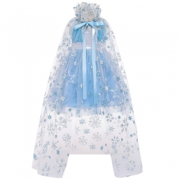 Disney Costumes for Kids Frozen Blue Cosplay