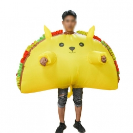 Inflatable Costumes Cat Sandwich