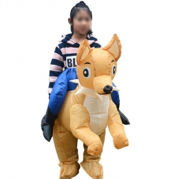 Inflatable Costumes Dog Shape