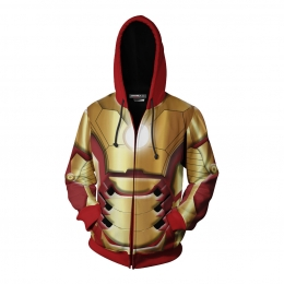 Iron Man Costume Combat Suit 3D Printing