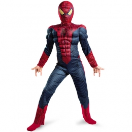 The Amazing Spiderman Kids Boy Costume