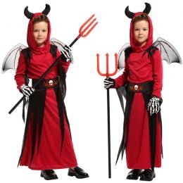 Angel Devil Costumes Trident Wings