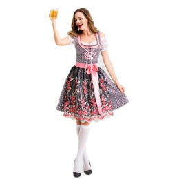 Halloween Costumes Beer Traditional National Dress