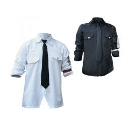 Anime Halloween Costumes PUBG Shirt