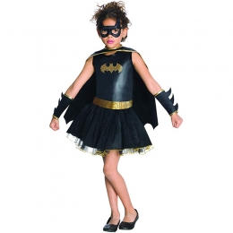 Batman Costume for Girls Cosplay