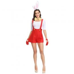 Halloween Rabbit Costumes Animation Clothes