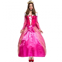 Women Halloween Fairy Tale Costumes Princess Style