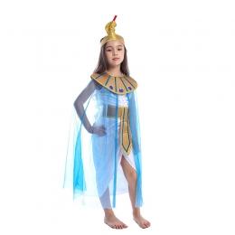 Egyptian Queen Nefertira Cleopatra Child Girl Costume