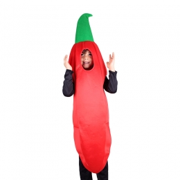 Food Costumes for Halloween Chili Cosplay