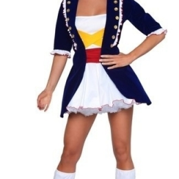 Halloween Costumes Pirates Of The Caribbean Dress