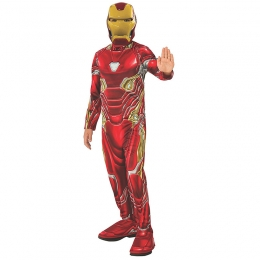 Iron Man Costume for Kids Cosplay
