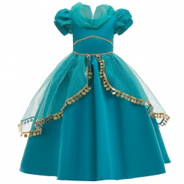 Anime Costumes for Halloween Jasmine Cosplay
