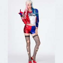 Halloween Costumes Suicide Squad Harley Quinn Clothes