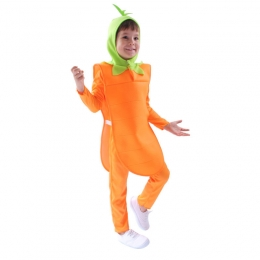 Food Costumes for Kids Carrot Cosplay