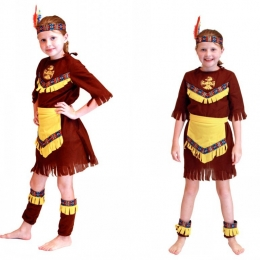 Indian Costumes Kids National Princess