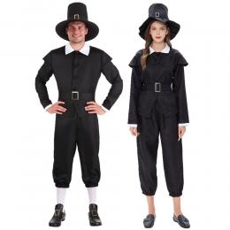 Magician Halloween Costumes Robin Hood Archer Adult Clothes