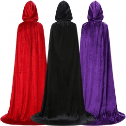 Adults Halloween Costumes Little Red Riding Hood Magic Cloak