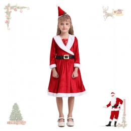 Christmas Character Costumes Dress
