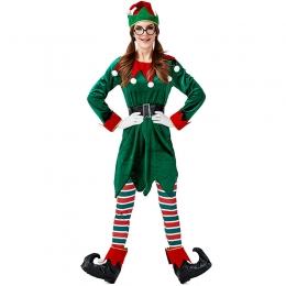 Christmas Elf Women Costume